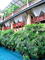 Main Building : Burasari Phuket, Pool Access Room, Phuket