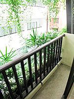 プーケット パトンビーチのホテル : ブラサリ プーケット(Burasari Phuket)のプレミアルームの設備 Balcony