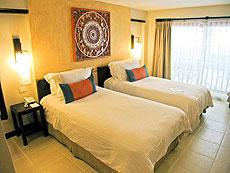 プーケット パトンビーチのホテル : ブラサリ プーケット(1)のお部屋「プレミア」