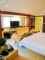 プーケット パトンビーチのホテル : ブラサリ プーケット(Burasari Phuket)のムード コレクション タイ エレガンスルームの設備 Bedroom