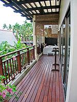 プーケット パトンビーチのホテル : ブラサリ プーケット(Burasari Phuket)のムード コレクション タイ エレガンスルームの設備 Balcony