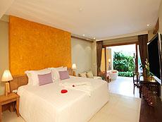 プーケット パトンビーチのホテル : ブラサリ プーケット(1)のお部屋「ムードコレクション ハ二ー ムーン エスケープ」