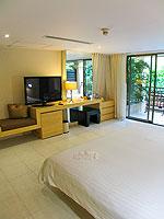 プーケット パトンビーチのホテル : ブラサリ プーケット(Burasari Phuket)のエリートコレクション エリートルームの設備 Bedroom