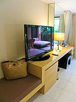 プーケット パトンビーチのホテル : ブラサリ プーケット(Burasari Phuket)のエリートコレクション エリートルームの設備 AV Facilities