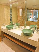 プーケット パトンビーチのホテル : ブラサリ プーケット(Burasari Phuket)のエリートコレクション エリートルームの設備 Bathroom