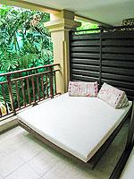 プーケット パトンビーチのホテル : ブラサリ プーケット(Burasari Phuket)のエリートコレクション エリートルームの設備 Day Bed