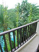 プーケット パトンビーチのホテル : ブラサリ プーケット(Burasari Phuket)のエリートコレクション エリートルームの設備 Balcony