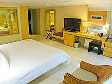プーケット パトンビーチのホテル : ブラサリ プーケット(1)のお部屋「エリートコレクション エリート」
