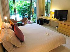 プーケット パトンビーチのホテル : ブラサリ プーケット(1)のお部屋「エリート プール アクセス」