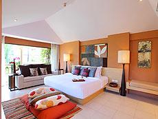 プーケット パトンビーチのホテル : ブラサリ プーケット(1)のお部屋「ムードコレクション モカ スパイス」