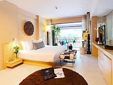 プーケット パトンビーチのホテル : ブラサリ プーケット(1)のお部屋「ムードコレクション スムーズ ウィスキー」
