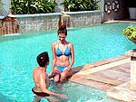 Swimming Pool : Cape House Serviced Apartments, Fitness Room, Phuket