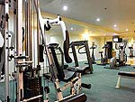Fitness : Cape House Serviced Apartments, Fitness Room, Phuket