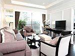 バンコク シーロム周辺のホテル : ケープハウス サービスアパート(Cape House Serviced Apartments)の2ベッドルームルームの設備 Room View