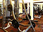 Fitness : Cape Panwa Hotel, 2 Bedrooms, Phuket