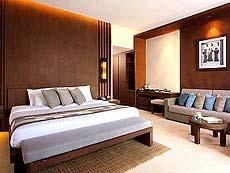 プーケット スパ併設のホテル : ケープ パンワ ホテル(1)のお部屋「ジュニア スイート」