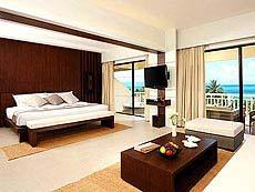 プーケット スパ併設のホテル : ケープ パンワ ホテル(1)のお部屋「ケープ スイート」
