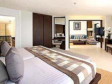 プーケット スパ併設のホテル : ケープ パンワ ホテル(1)のお部屋「ケープ シグネチャー」