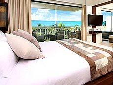 プーケット ファミリー&グループのホテル : ケープ パンワ ホテル(1)のお部屋「ファミリー スイート」
