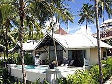 プーケット その他・離島のホテル : ケープ パンワ ホテル(1)のお部屋「2ベッドルーム プール ヴィラ」