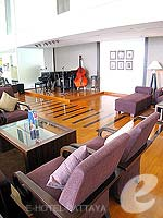 Lobby Lounge : Cape Racha Hotel Sriracha, with Spa, Phuket