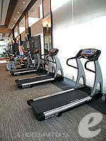Fitness Gym : Cape Racha Hotel Sriracha, with Spa, Phuket