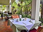 パタヤ ビーチフロントのホテル : カジュアリーナ ジョムティエン ホテル 「Restaurant」