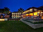 パタヤ ビーチフロントのホテル : カジュアリーナ ジョムティエン ホテル 「Exterior」
