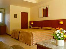 パタヤ ジョムティエンビーチのホテル : カジュアリーナ ジョムティエン ホテル(1)のお部屋「スタンダード」