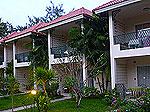 パタヤ ジョムティエンビーチのホテル : カジュアリーナ ジョムティエン ホテル(Casuarina Jomtien Beach Hotel)のジュニア スイートルームの設備 Exterior