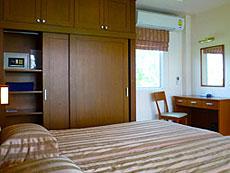 パタヤ ジョムティエンビーチのホテル : カジュアリーナ ジョムティエン ホテル(1)のお部屋「ジュニア スイート」