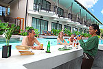 Pool Bar : Centra Coconut Beach Resort Samui, Couple & Honeymoon, Phuket