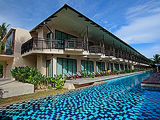 Centra Coconut Beach Resort Samui, Pool Villa, Phuket