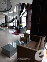 Lobby Lounge : Centara Grand at Central World, Siam Pratunam, Phuket