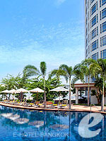 Swimming Pool : Centara Grand at Central World, Siam Pratunam, Phuket