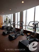 Fitness : Centara Grand at Central World, Siam Pratunam, Phuket