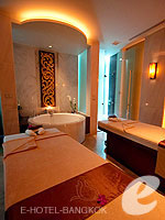 Spa Treatment Room : Centara Grand at Central World, Siam Pratunam, Phuket
