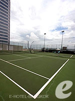 Tennis Court : Centara Grand at Central World, Siam Pratunam, Phuket