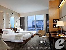 バンコク ファミリー&グループのホテル : センタラ グランド アット セントラルワールド(Centara Grand at Central World)のお部屋「ワールドエクゼクティブスイート」