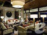 Lobby : Centara Grand Beach Resort & Villas Krabi, Pool Villa, Phuket