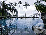 Swimming Pool : Centara Grand Beach Resort & Villas Krabi, Beach Front, Phuket