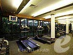 Fitness : Centara Grand Beach Resort & Villas Krabi, Pool Villa, Phuket