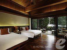 1 Bedroom Beachfront Villa : เซ็นทารา แกรนด์ บีช รีสอร์ท แอนด์ วิลล่า กระบี่, มาเป็นครอบครัว&หมู่คณะ
