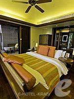 Exterior : Premium Deluxe Ocean Facing(Twin/Double) (มาเป็นครอบครัว&หมู่คณะ) โรงแรมในกระบี่, ประเทศไทย
