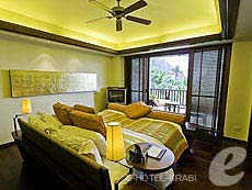 Premium Deluxe Ocean Facing(Twin/Double) / Centara Grand Beach Resort & Villas Krabi