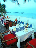 Restaurant : Centara Grand Beach Resort Samui, Beach Front, Phuket