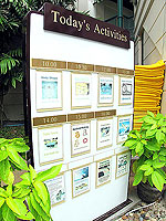 Avtivities / Centara Grand Beach Resort Samui, มีสปา