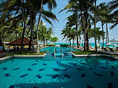 Centara Grand Beach Resort Samui, Beach Front, Phuket