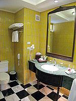 サムイ島 キッズルームありのホテル : センタラ グランド ビーチ リゾート サムイ(Centara Grand Beach Resort Samui)のデラックス オーシャンフェーシングルームの設備 Bathroom