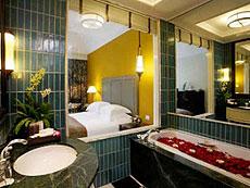 サムイ島 キッズルームありのホテル : センタラ グランド ビーチ リゾート サムイ(1)のお部屋「プレミア デラックス オーシャンフェーシング」